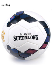 Superlong PU Students School Kids Trainning Size5 Size 4 football ball Soccer ball
