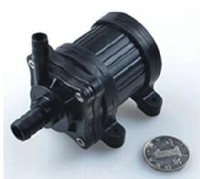 CE certificate DC 12V brushless Mini pump head 6.5m for mist cooling system flux 360L/h