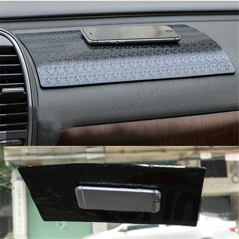 Extra-large Size Car Mat Super Sticky and Anti-slip Mat Auto Accessories Car Mat for Bearing Perfume and Other Gadgets