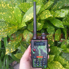 New BaoFeng BF-E500S Walkie Talkie  Dual Band Transceiver 136-174Mhz & 400-520Mhz