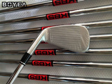 Brand New Boyea Tour MB Iron Set Golf Forged Irons Golf Clubs 3-9PA Regular and Stiff Flex Steel Shaft With Head Cover