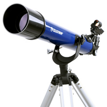 New Celestron PowerSeeker 70700A refracting telescope entry professional portable HD(China)