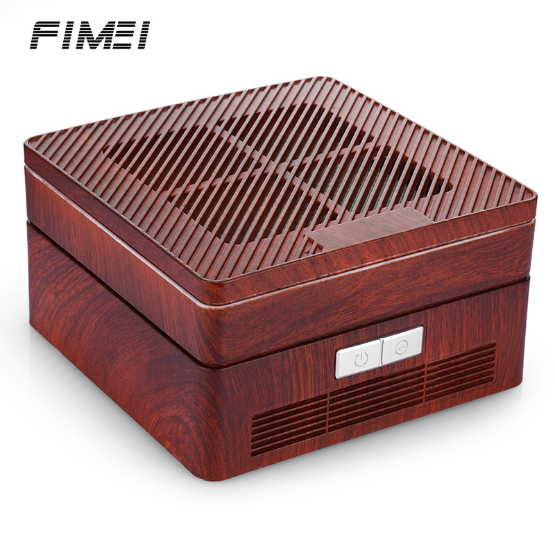 FIMEI 100-240V Air Purifier Cleaner Anion Sterilization Removing Formaldehyde Negative Ion Generator Multiple Purification<br>