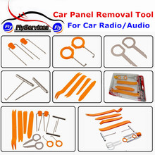 Hot Sell Car DVD Player Stereo Refit Tool Kit 12pcs Car Door tool Interior Plastic Trim Panel Dashboard Installation Removal Pry