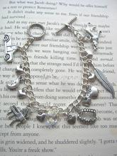 12pcs/lot Twilight jewelry Twilight charm Bracelet