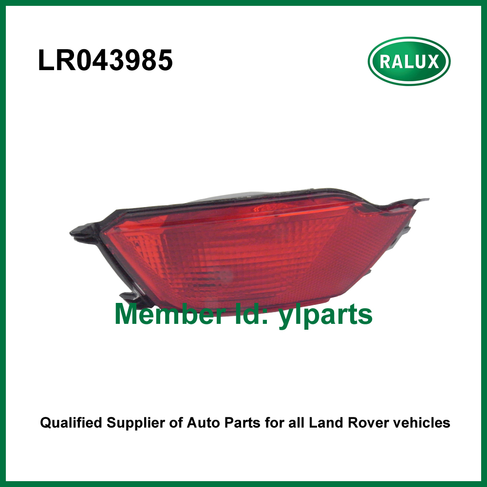 LR043985 NEW rear and left Car Fog Lamp without bulb for Range Rover Sport 2014- automobile fog light with high quality supply<br>