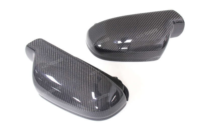 For Audi A4 B8.5 A5 S5 RS5 Carbon Fiber Mirror Cover Rear View without Lane Assit & with lane assit 2010 - 2015 (10)