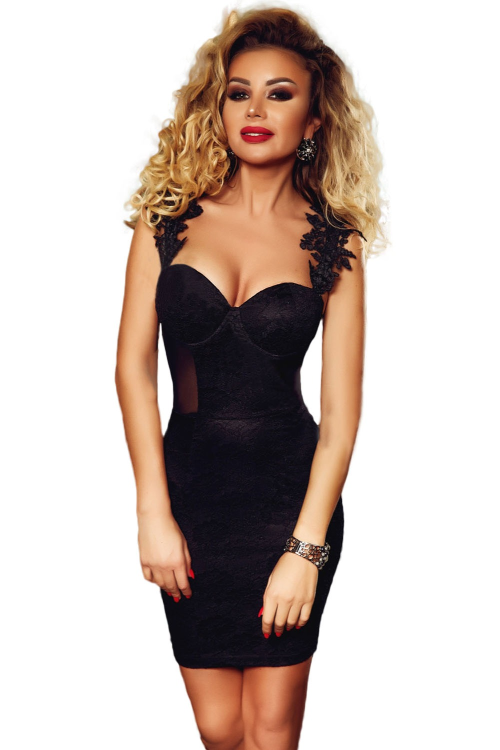 Detail Feedback Questions about Dear Lover Party Dress Vestido Mujer ... 5dd7516ae2af