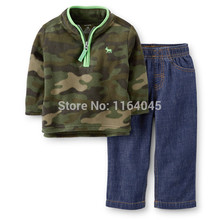 LL2-016,Camo Collection, Baby Boys 3-Piece & 2-Piece & 1-Piece Clothing Sets,Cool ,Original, Super Quality, Free Shipping