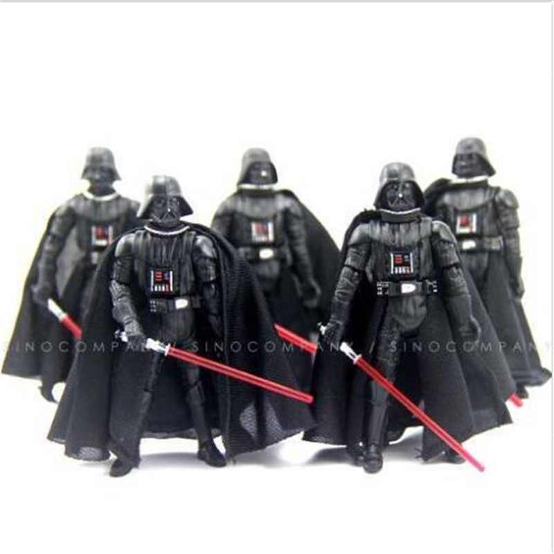 "rare 3.75/"" Star Wars Figure Clone Wars STORMTROOPER Pilot Darth Vader movies toy"