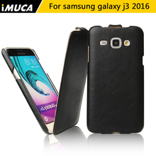 for samsung galaxy j3 case cover luxury back cover housing capa for samsung j3 2016 cases skin shell mobile phone accessories(China)