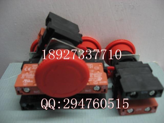[ZOB] New original authentic OMRON Omron button switches A22E-M-11  --5PCS/LOT<br>