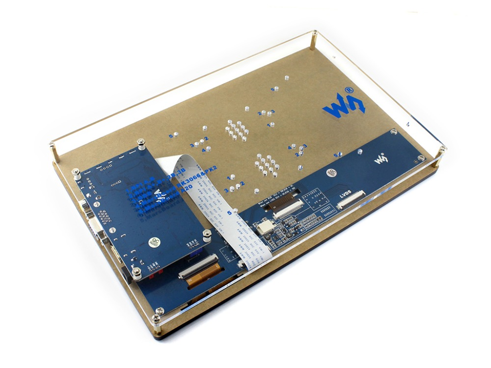 10.1inch-HDMI-LCD-with-Holder-2