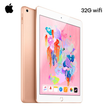 Apple New iPad 9.7 Inch 2018 Model Retina Display 32G WIFI Supporting Apple Pencil With A10 Fusion Chip IOS IPS Screen Original(China)
