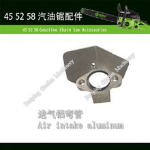 FREE SHIPPING #45/#52/#58 Gasoline Chain Saw Accessories Air Intake Aluminum Chainsaw Universal Service Parts IN STOCKI H-26