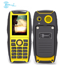 Kenxinda W3 IP68 Waterproof Shockproof Mobile phone Russian keypad rugged phone 2g GSM 2000mAh 2.2inch with Bluetooth Cell Phone