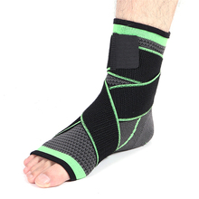 Ankle Brace Ankle Arthrosis Support Foot Protection Bandage Strap Gym Ankle Guard Sport Protectors(China)