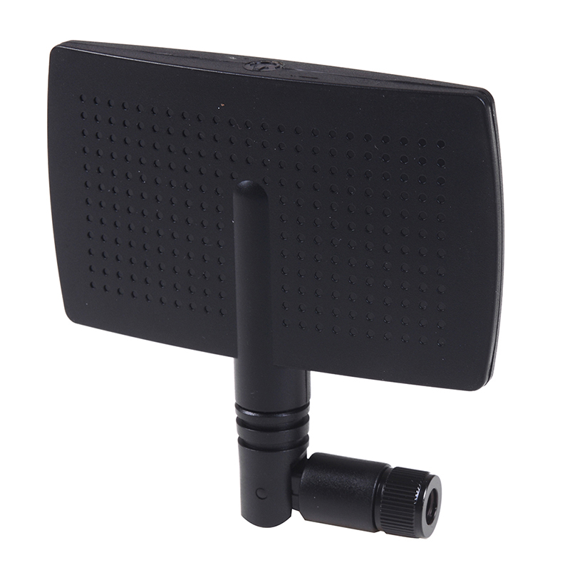 2.4Ghz Radar Shape 8Dbi Directional Wifi Antenna Rp-Sma For Wireless Route RF
