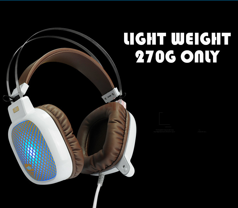 Gaming Headset Gamer Computer Big Head phone Earphone Game Headphone Gamer casque Gaming Headphone PC Headset With Microphone