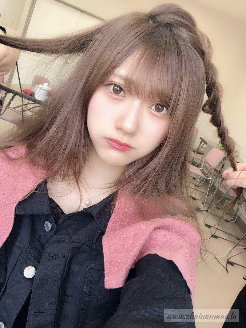 来不及啦 全看光了!声优偶像山田麻莉奈蕾丝内衣写真意外露乳晕!