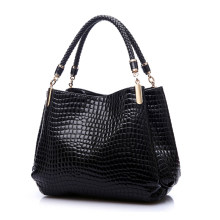 2018 Designer Handbag Women Leather Handbags Alligator Shoulder Bags High Quality Hand Bag Bolsas Feminina Womens Bag Sac A Main(China)