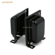 2 PCS EI transformer laminations end bells EI96 Vertical cattle cover Integration with mounting bracket side cover
