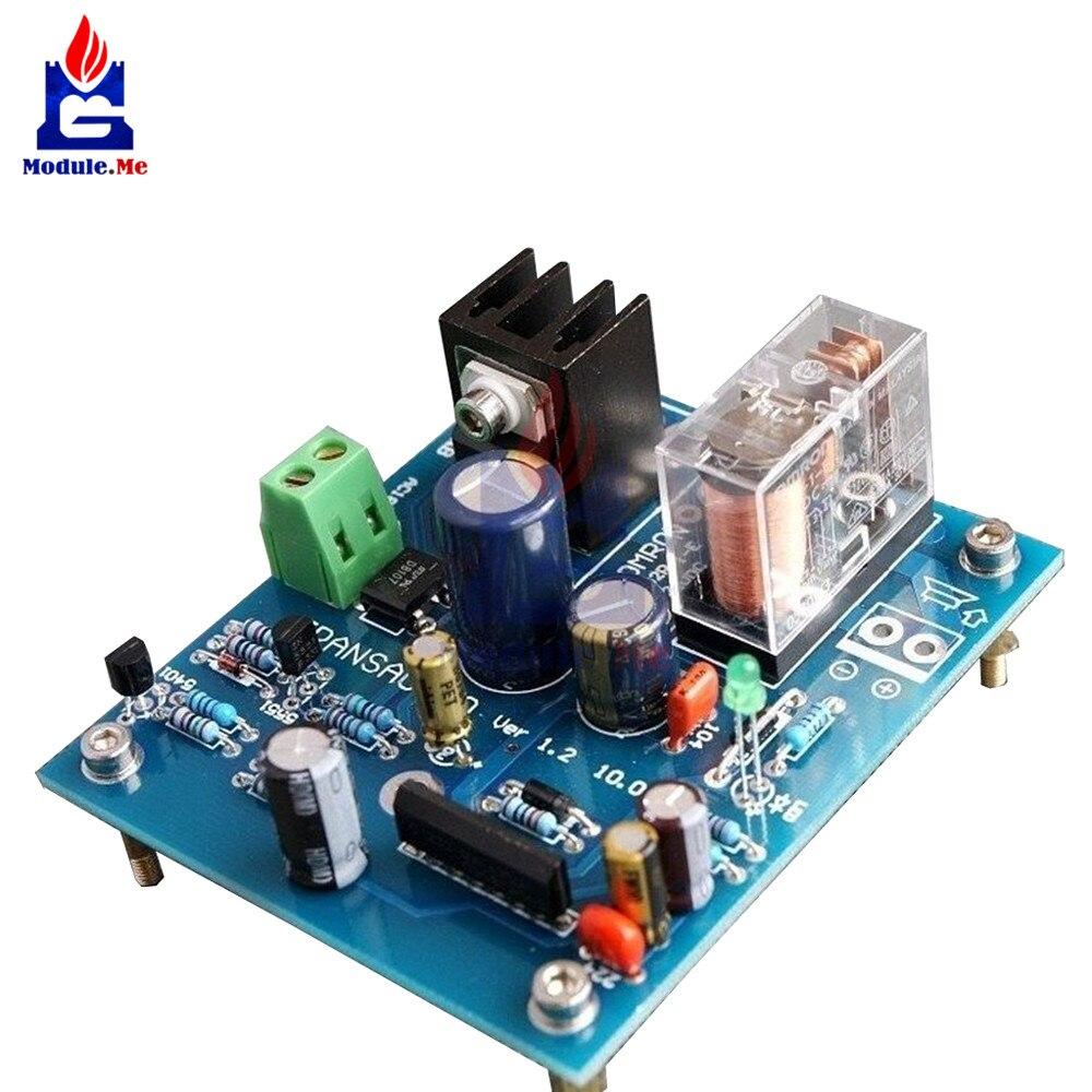 UPC1237 Mono Speaker Protection Board Loudspeaker Amplifier Power ON Delay Prote