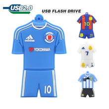 usb flash drive pen drive football jerseys  4GB 8GB 16GB usb 2.0 flash drive memory stick pen drive pendrive  Plastic hot gift