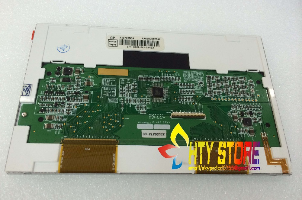 Original LCD screen for AT070TN84 free shipping<br>