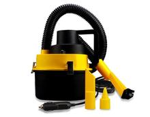 Portable  Auto Car Dust Vacuum Cleaner with Brush / Crevice / Nozzle Head 12V Wet & Dry aspirador de po