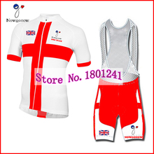 2017 cycling jersey uk GB England  Flag team clothing bike bicycle pro racing hot road bmx quick dry NOWGONOW ciclismo brand