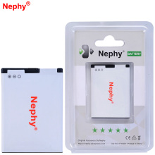 2017 Original Nephy Battery BL-4D For Nokia N97 mini N8 N8-00 E5 E5-00 E7 E7-00 T7 702T N5 808 1200mAh Mobile Phone Batteries