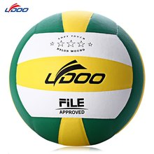 LYDOO Official Size 5 PU Beach Volleyball Training Volleyball Indoor Outdoor Competition Game Ball