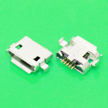 YuXi 100pcs/lot 5 pin 5P Micro USB Connector, USB Data Charging Connecting Socket for Mini Pad Netbook Panel PC Phone