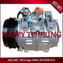 Brand New 10P30C AC Compressor for Toyota Coaster BUS 5PK 447220-0394 5PK 24V