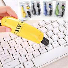 Mini USB Vacuum Cleaner Portable Computer Keyboard Clean Kit For Cleaning disk,screen,phone,  Laptop keyboard cleaner tool