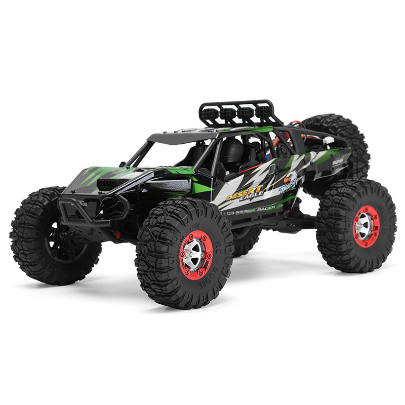 07-4 FY06FY07 112 2.4GHz 6WD RC Off-road Desert Truck RTR 60km70km High Speed Metal Shock Absorber LED Lights boy best gift toy