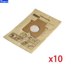 10Pcs Vacuum Cleaner Dust Bag Paper Garbage Bag for Panasonic MC-8020 MC-8100 M-C8110 MC-8120 Aspiradora de polvo Bolsa de papel