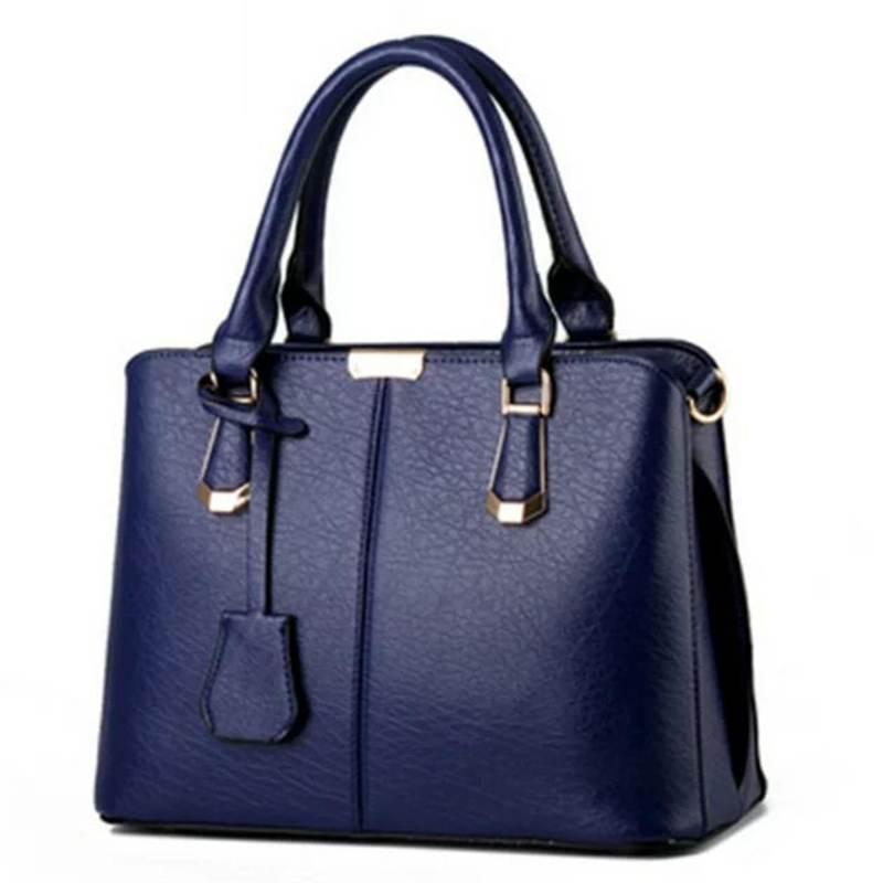 2017 Famous Brands Women Messenger Bags Tote High Quality Women Handbag Leather Large Capacity Women Bag  WB068<br><br>Aliexpress