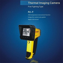 DALI F2-T portable fire fighting infrared thermal imaging camera