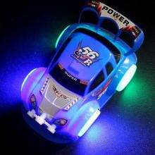 Mini Plastic Cute Toy Cars Misical Flashing  Electric Toy Car Educational for Children Model Kids Toys for Baby Best Gift
