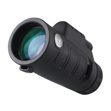 Large Eyepiece High Powered 10x42 Monocular M6(Black) Waterproof Nitrogen(fill) And Shockproof(China)