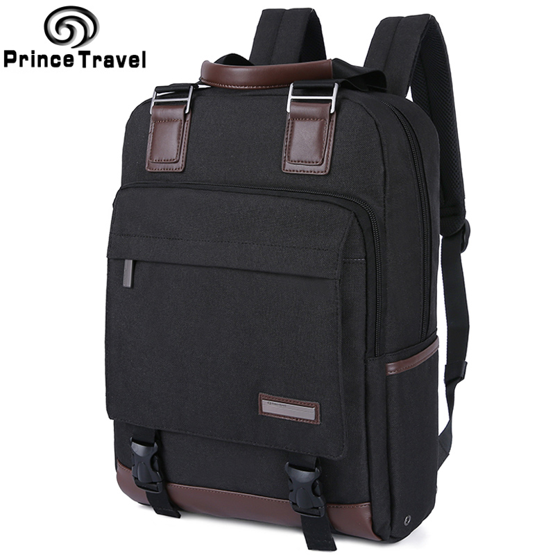 Prince Travel New Design Compact Business bag backpack men famous brand mochila masculina bagpack fashion mens backpack<br>