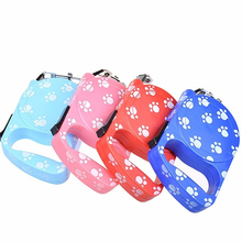 Automatic Retractable Pet Dog Puppy Traction Rope Walking Harness Lead Leash Dog Leash
