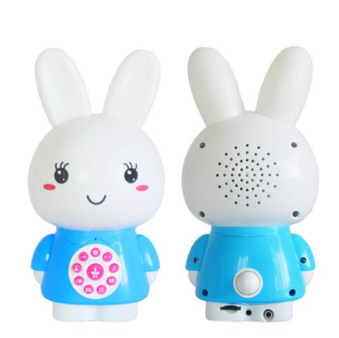 8585 Ktote Rabbits Model toy for kid charge story can connect  phone bluetooth toy dancing toys 5 colors<br>