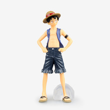 anime one piece Supernova Pirates model Garage Kit pvc action figure classic collection toy for children(China)