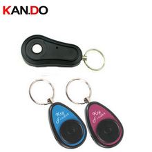 F620 key finder w/ 2 receivers Keychain Locator remote key finder electronic remote finder anti lost alarm key finding alarm