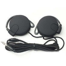 3.5mm Headset EarHook Earphone For Mp3 Player Computer Mobile Telephone Ear hook Wholesale