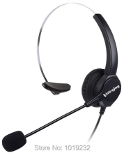 Call Center Headset Headphone with Mic ONLY for CISCO IP Phones 7940 7960 7970 7821 7841 7861 8841 8851,8861 8941,8945,8961 etc