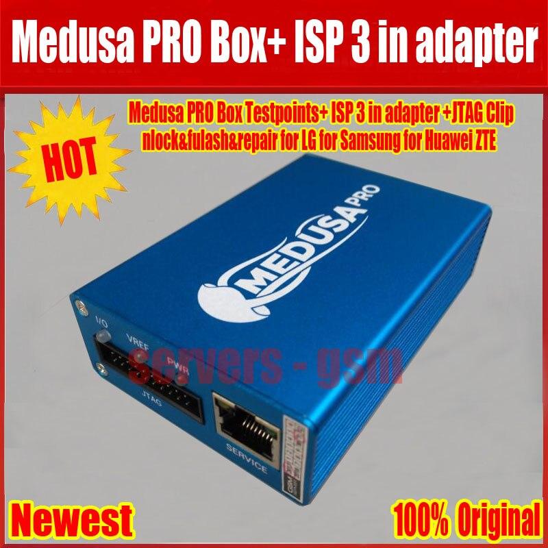 MEDUSA PRO BOX+isp 3in 2